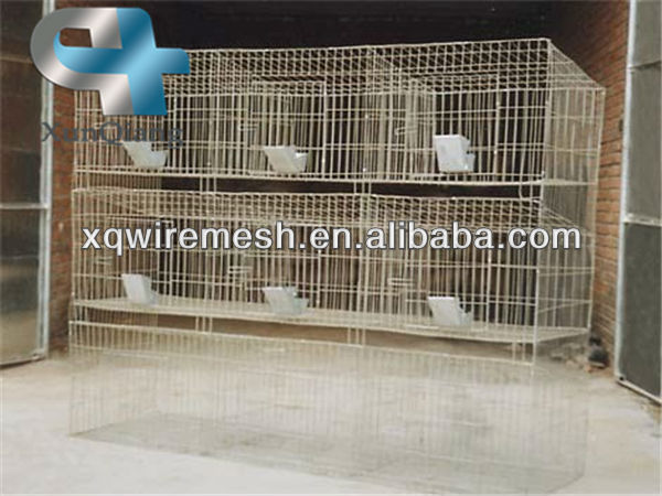 3 story rabbit hutches/kennel wire cage