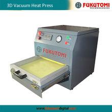 Vaccum sublimation heat press machine 3D
