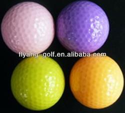 2 Piece Driving Range Golf Balls