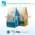 soporte de plástico hasta perro muestra de alimentos bolsa