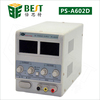 BEST-A602D Multiple Voltage DC Power Supply for Electronic Repairing