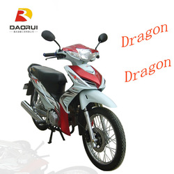 Red And White Racing motorcycles For Sale New Dragon
