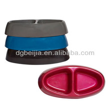 Plastic food and water Pet Bowls