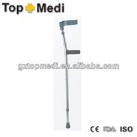 walking cane heads /aluminum elbow crutches