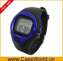 Digital heart rate watch Calorie Counter Pulse Heart Rate watch Monitor Stop Watch