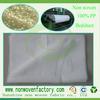 Hospital 100% virgin polypropylene fabric for making bed sheets