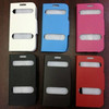 Hot Selling PU Leather Flip Covers For Samsung Galaxy S3 i9300 Case