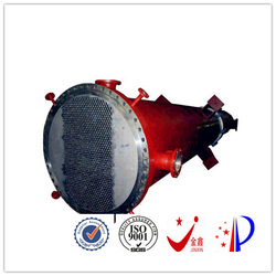 New Chemical Industry Stainless Steel Shell Tube Heat Exchanger