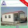 flat pack 20ft iso9001&ce certificate prefabricated container hotel