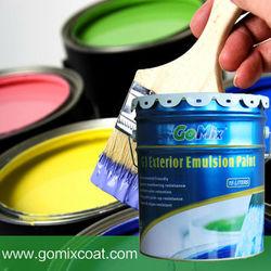 exterior paint color swatches