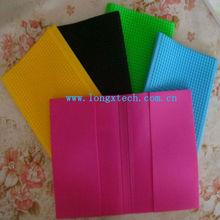 Leather/Silicone Cheque Book Cover