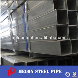 Large size shs galvanized steel square pipe company ltd