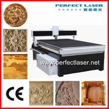 2.2kw / 3.0kw / 4.5kw MDF / Plexiglas / Organic / Acrylic / Metal flat cnc router