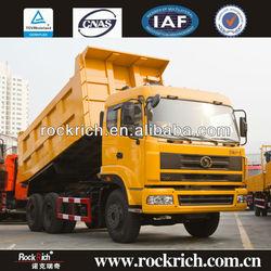 30-40T Capacity 10 Wheeler Dump Trucks For Sale