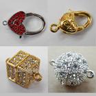 jewelry screw clasp, wholesale jewelry finding