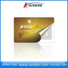 standard rfid smart card/card maker manufacturer/Kaisere smart card
