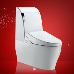 Automatic Flush Toilets One Piece Smart Toilet Residential Online Shopping