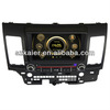 car dvd gps for Mitsubishi Lancer with ipod tv bluetooth 3G