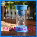 Xbh-81231 início decorativa mão feita hourglass presente de natal para crianças