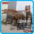 Simulation dinosaurier puppe für Ausstellung