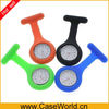 ECO-friendly cheap silicone nurse watch hot sale with many colors