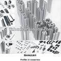 de alta calidad de aluminio de perfil