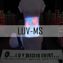 Led Light Up T Shirts,Custom Led Light T Shirt