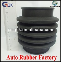 flexible corrugated rubber hoses