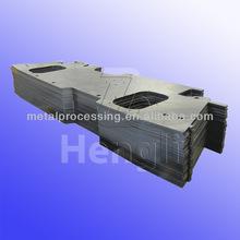 aluminum sheet metal laser cutting