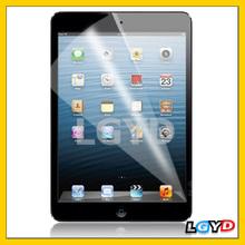 Hot High cell phone Transparent Superguard The Greatest LCD Screen Protector for iPad mini / mini 2 Retina