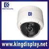 Highest ESD protection small 480tvl 10X optical zoom IR PTZ camera