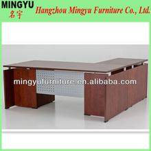 Hot sales melamine executive office desk