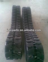 hyundai rubber track , rubber track pad for R75,R90,R60,R55,Robex R60,R80-7,R190LC-5,R170