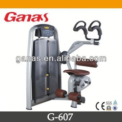 abdominal best quality outdoor fitness equipment G-607/ab exercise machines seen tv
