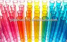 HOT!!!Colours plastic pvc tube,pvc pipe