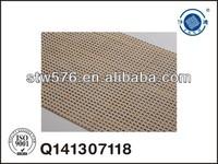plastic woven floor mats