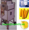 automatic electric threshing sweet corn machine/corn threshing machine for sale