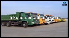 howo tipper truck hot sale in Angola/howo tipper truck so hot /so cheap