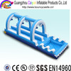 Commercial inflatable slip and slide, water slide for sale