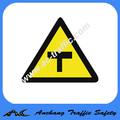 علامة عاكسة للسلامة على الطرق ac7509 مثلث السلامة