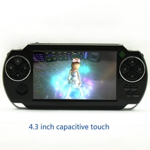 360 degrees rocking bar mini portable wifi android game console