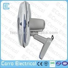 16 inch wall mounted shutter exhaust fan/ventilating fan/air circulating fan DC-12V16F