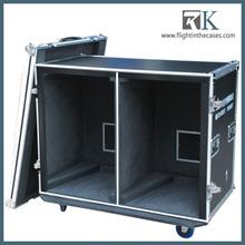 2013 RK-customize aluminum speaker flight case with foam padding