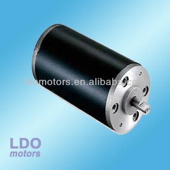 63ZYT high torque 24v dc motor manufacturer, with rated power 50w, 75w, 100w, 125w upto 200w