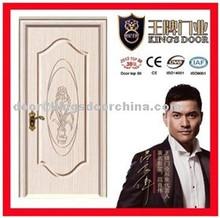 Cheap pvc hotel/room door