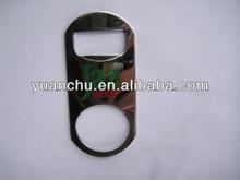 plastic bottle opener with luminous