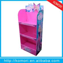 komori Cardboard pharmacy display stand