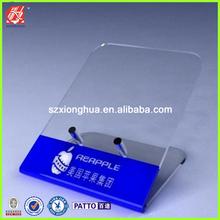 Custom High Quality Transparent Acrylic Ipad Stand