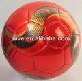promocional 5 tamaño de buena calidad pvc balón de fútbol