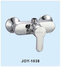 copper shower faucet